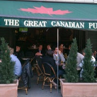 Photo taken at Great Canadian Pub by Allen S. on 3/30/2012