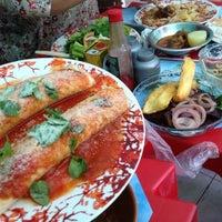 Photo taken at Sabor do Tempero Restaurante by Alex A. on 7/9/2012