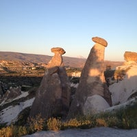 Photo taken at Cappadocia by Tuseee:) on 6/13/2012