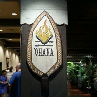 Photo taken at 'Ohana by Erick T. on 3/8/2012