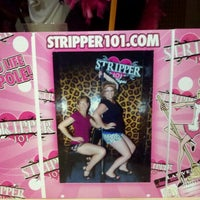 Photo taken at Stripper 101 by Kimberly P. on 7/31/2012