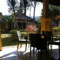 Photo taken at Tastura Hotel Kuta Lombok by Diana on 8/19/2012
