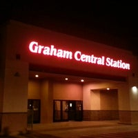 Photo taken at Graham Central Station by Jared J. on 9/7/2012