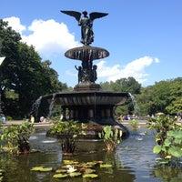 Foto scattata a Bethesda Fountain da Michael H. il 9/1/2012
