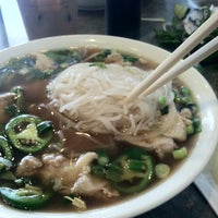 Photo taken at Pho Van Restaurant by Amy Lee W. on 5/21/2012