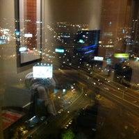 Photo taken at Crown Promenade Hotel by josie q. on 6/15/2012