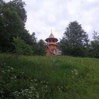 Photo taken at Храм by Oleg K. on 6/11/2012