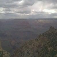 Photo taken at South Kaibab Trailhead by John H. on 4/11/2012