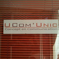Photo taken at UCOM'UNIC by Mohamed A. on 4/25/2012