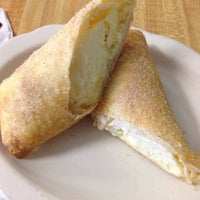 Photo taken at Sarah's Empanadas by Stan J. on 6/15/2012