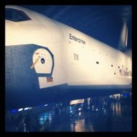 Photo prise au Space Shuttle Pavilion at the Intrepid Museum par Jessica J. le8/2/2012