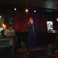 Photo taken at R Bar by Gillian S. on 2/14/2012