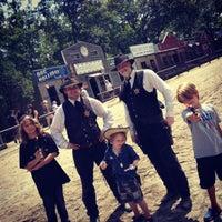 Photo taken at Wild West City by Sammy S. on 8/4/2012
