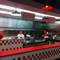 Photo taken at Five Guys by Chris R. on 4/2/2012