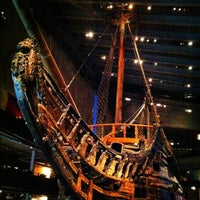 Photo taken at The Vasa Museum by Maria F. on 8/30/2012