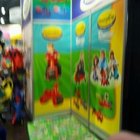 Photo taken at Toy Fair 2012 at Jacob Javits Convention Center by BRUCE M. on 2/15/2012