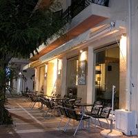 Photo taken at Mitzithras Hotel by Natalia on 5/3/2012