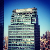 ... Photo Taken At McGraw Hill Building By Nick T. On 3/30/