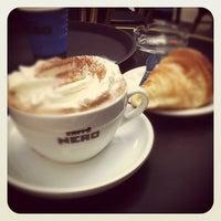 Photo taken at Caffè Nero by Laurent L. on 8/19/2012