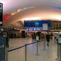 Photo taken at Lambert-St. Louis International Airport (STL) by Christina S. on 9/7/2012