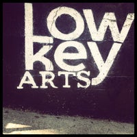 Photo taken at Low Key Arts by Chelsea W. on 9/9/2012