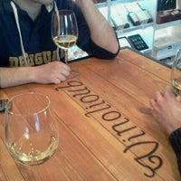 Снимок сделан в Винолюб пользователем Dmytro Z. 2/11/2012