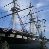 Photo taken at USS Constellation by amy g. on 7/4/2012