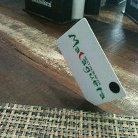 Photo taken at Restaurante Malagueta by Moises F. on 7/31/2012