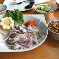 Photo taken at Restaurante El Morocho by Marcial G. on 2/24/2012