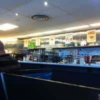 Photo taken at Beautys Luncheonette by Frank on 2/20/2012
