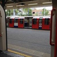 Photo taken at Ealing Broadway Railway Station (EAL) by Mash L. on 5/5/2012
