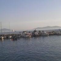 Photo taken at Bostancı - Kabataş Deniz Otobüsü by Ece G. on 5/21/2012