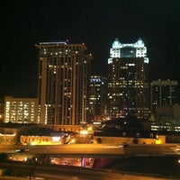 Photo taken at ONE80 Skytop Lounge by ILL DJ C. on 6/16/2012