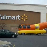 Photo taken at Walmart Supercenter by Geoffrey W. on 3/17/2012