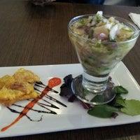 Photo taken at Desecheo Restaurant by Sandra P. on 3/5/2012