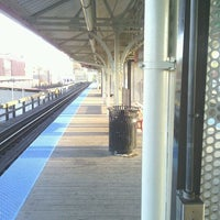 Photo taken at CTA - Wilson by Shomari S. on 4/24/2012