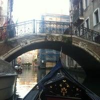Photo taken at Gondola by Jamilia on 7/19/2012