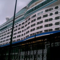 Photo taken at Voyager Of The Seas by Nikki J. on 2/4/2012