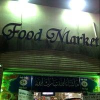 Photo taken at Food Market by Kurniawan A. on 8/13/2012