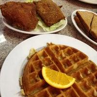 Photo taken at Merritt Restaurant & Bakery by Michelle on 2/12/2012