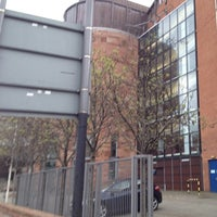 Photo taken at Strathclyde Business School by Julia Z. on 4/19/2012