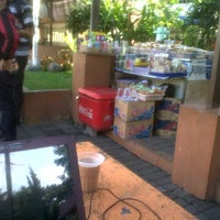 Photo taken at Nara and Sam Cafe FH UNPAD by Dwi T. on 6/28/2012