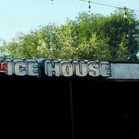Photo taken at The Ice House by Steve B. on 7/2/2012