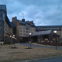 Photo taken at Mount Airy Casino Resort by Brian B. on 3/16/2012