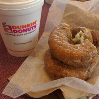 Photo taken at Dunkin Donuts by William D. on 6/6/2012