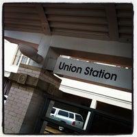 Photo taken at Union Station (DART Rail / TRE / Amtrak) by Sheri H. on 3/9/2012