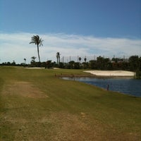 Photo taken at Los Moriscos Golf Club by Julia M. on 4/11/2012