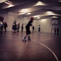 Photo taken at Dracaena Skate Park by Thrashion L. on 9/1/2012