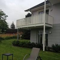 Photo taken at Aparthotel Saatmann by Miranda M. on 7/13/2012