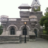 Photo taken at Belvedere Castle by Cindi S. on 6/11/2012